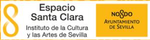 logotipo espacio santa clara sevilla