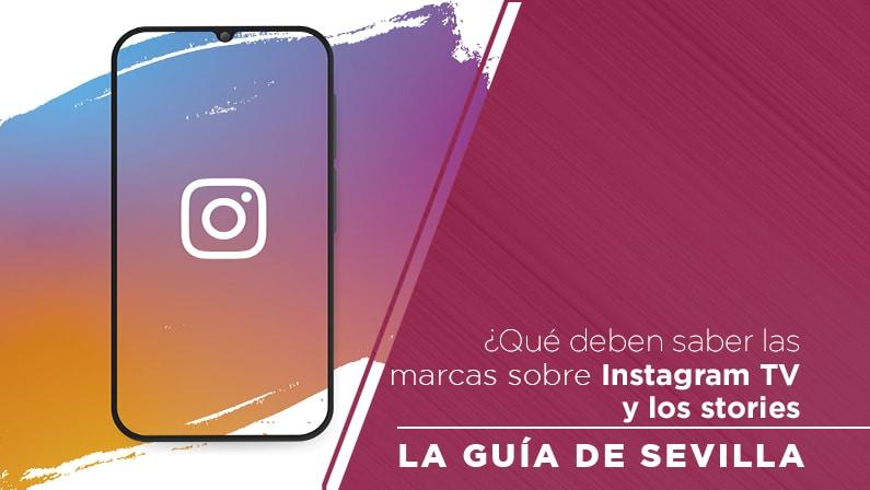 Instagram IGTV y stories