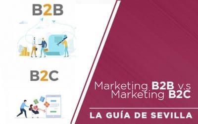 Marketing B2B y marketing B2C
