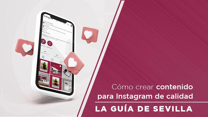 contenido calidad instagram