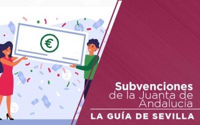 Subvenciones para PYMES de la Junta de Andalucía.